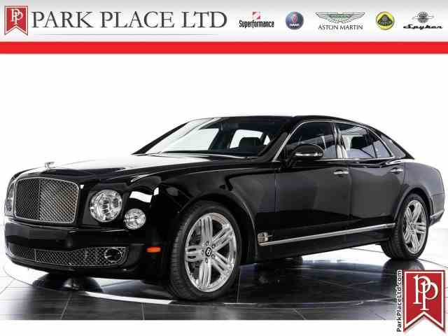 Picture of '12 Mulsanne S - N7KX