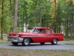 Picture of '58 Biscayne located in Kokomo Indiana Auction Vehicle - N5K4