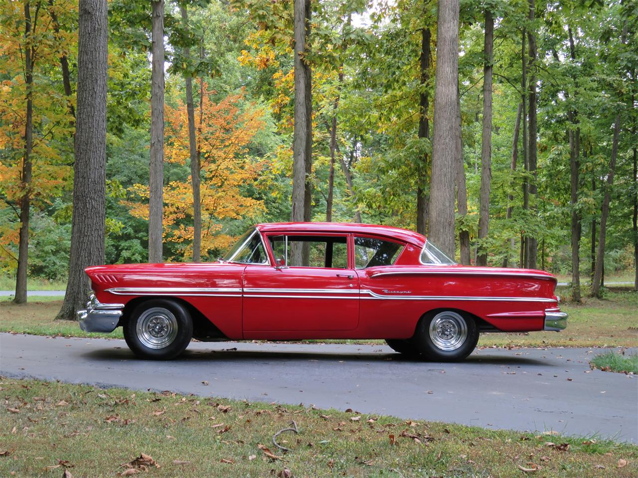 Large Picture of Classic 1958 Biscayne Auction Vehicle - N5K4