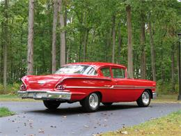 Picture of '58 Chevrolet Biscayne located in Indiana Auction Vehicle Offered by Earlywine Auctions - N5K4