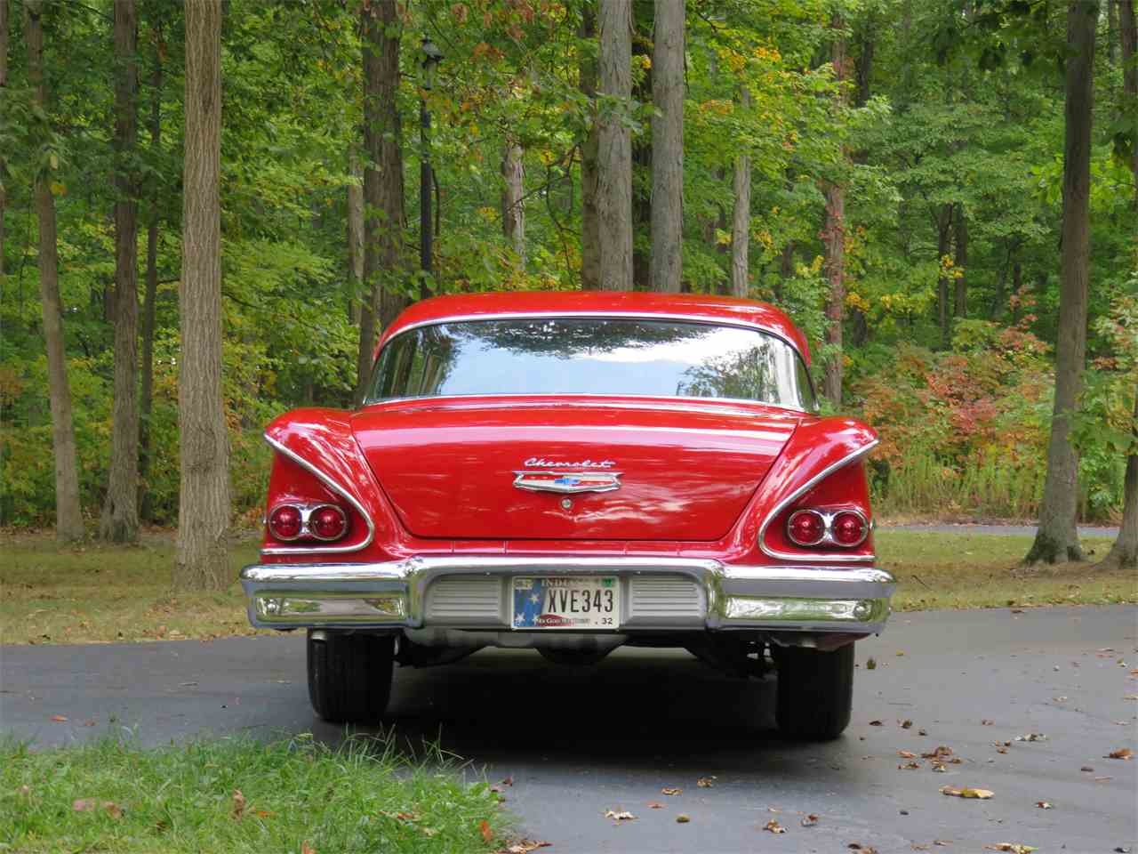 Large Picture of '58 Biscayne - N5K4