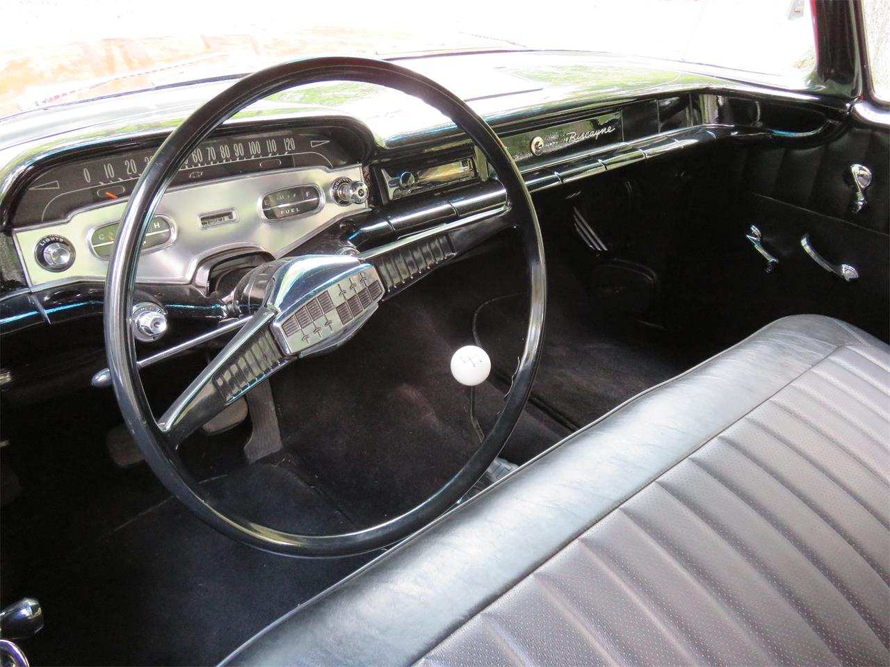 Large Picture of Classic 1958 Biscayne located in Indiana Auction Vehicle - N5K4