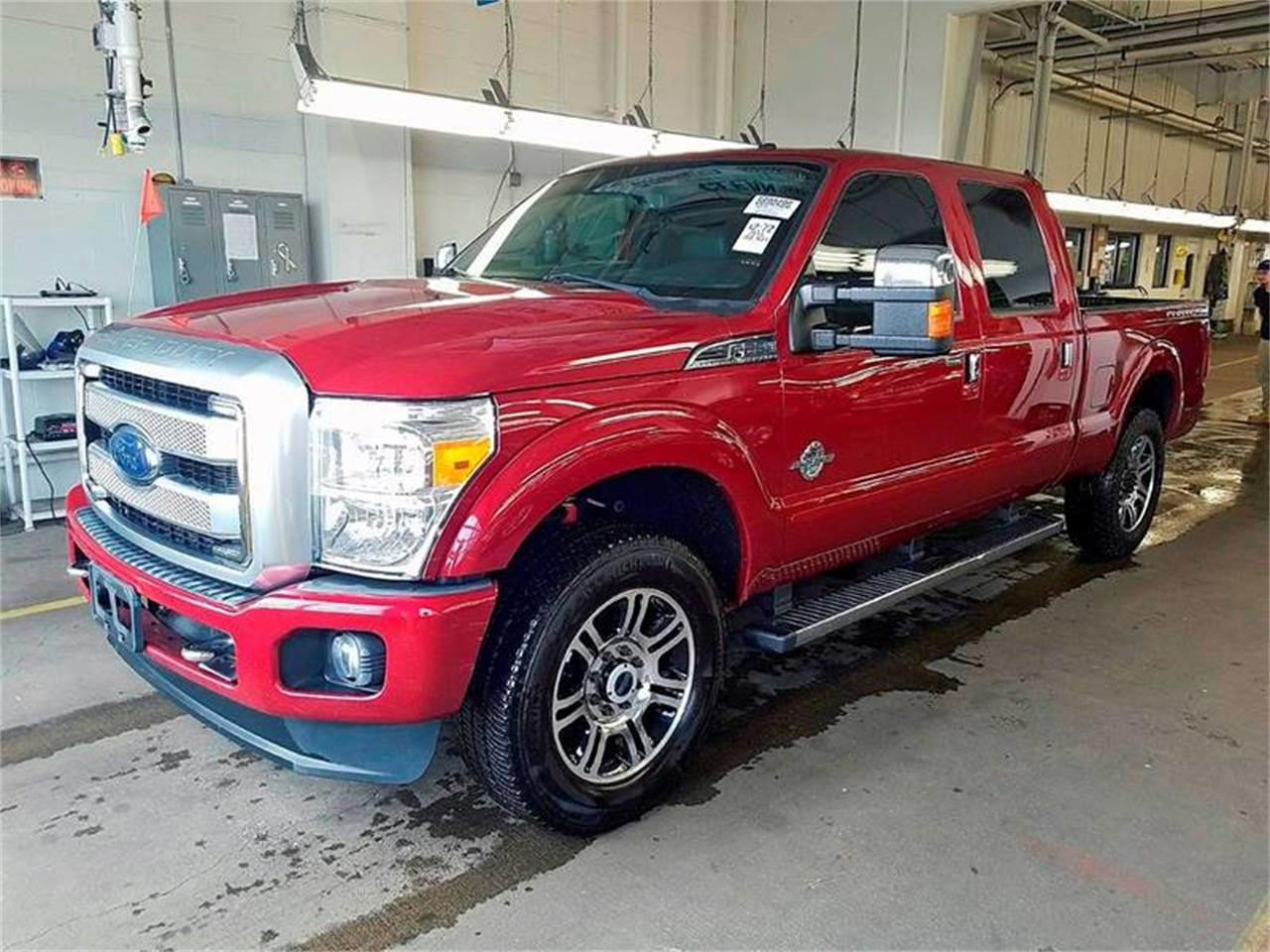 Large picture of 2014 f250 located in hilton new york n7li