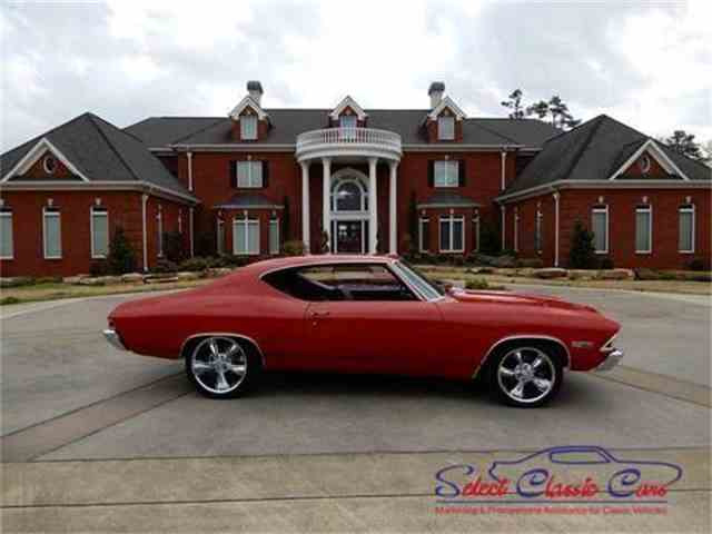 Picture of '68 Chevelle - N7LS
