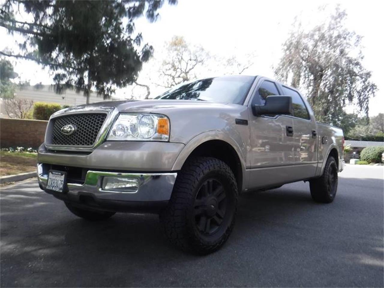 05 F150 Bumper >> For Sale 2005 Ford F150 In Thousand Oaks California