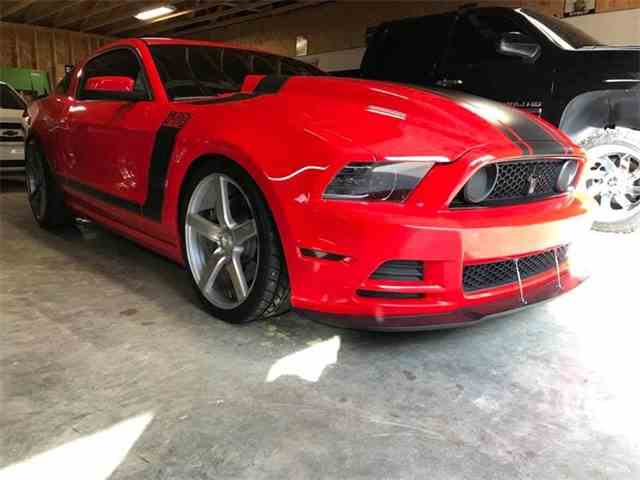 Picture of '13 Mustang - N7M7
