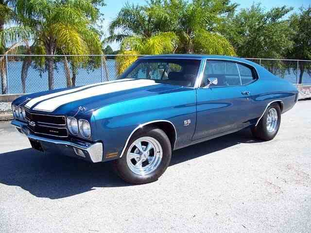 Picture of '70 Chevelle - N7MA