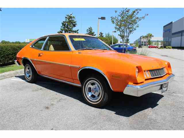 classic ford pinto for sale on. Black Bedroom Furniture Sets. Home Design Ideas