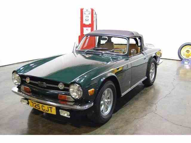Picture of '72 TR6 - N7ME