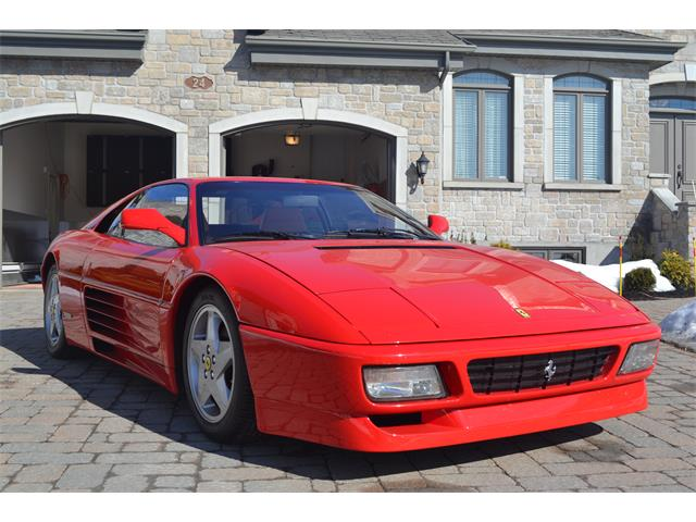 Picture of '91 Ferrari 348TB located in Montreal Quebec - $61,000.00 Offered by a Private Seller - N7MN
