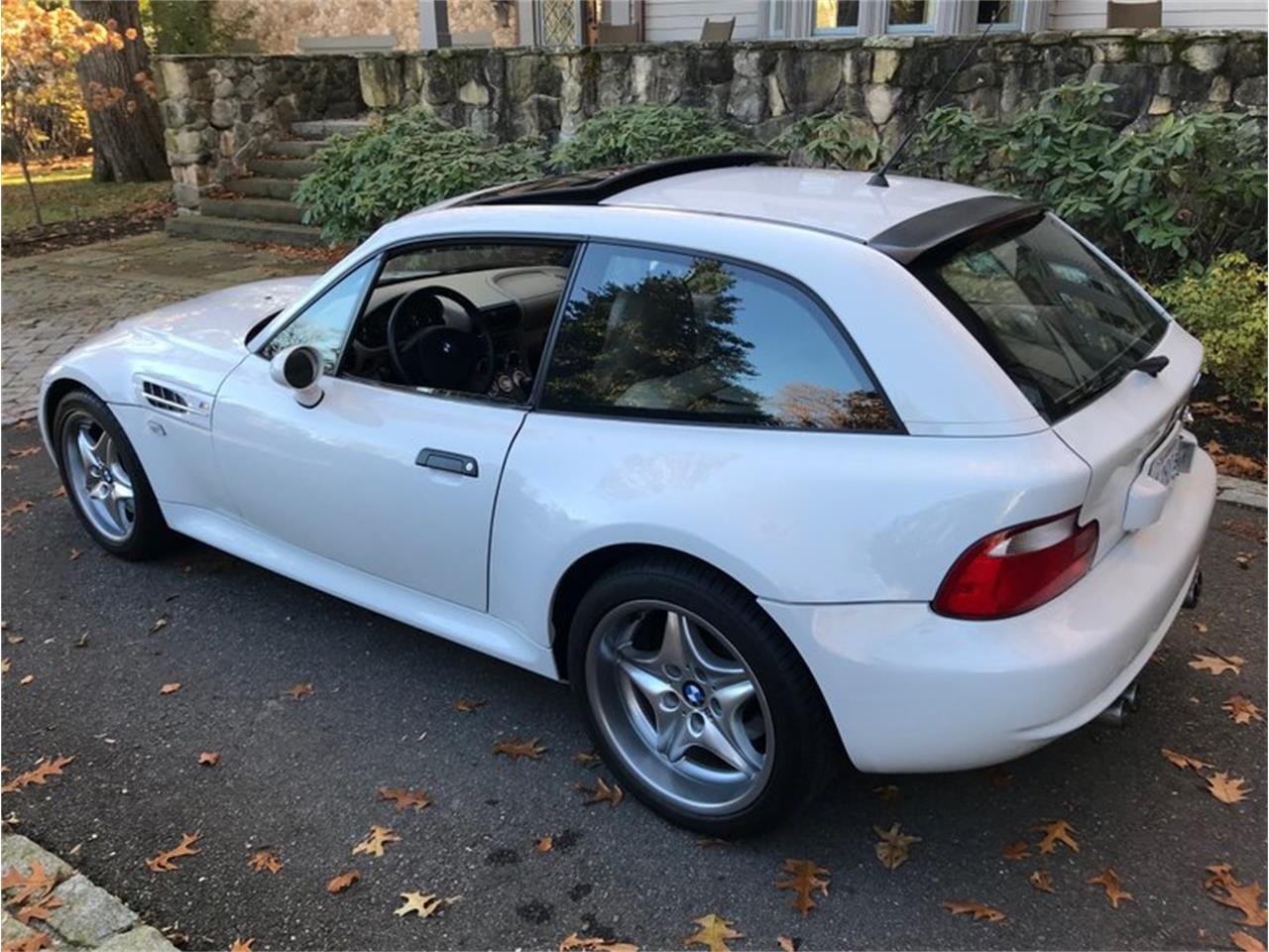 Large Picture of 2000 BMW M Coupe located in Holliston Massachusetts Offered by Classic Motorcars - N5KA
