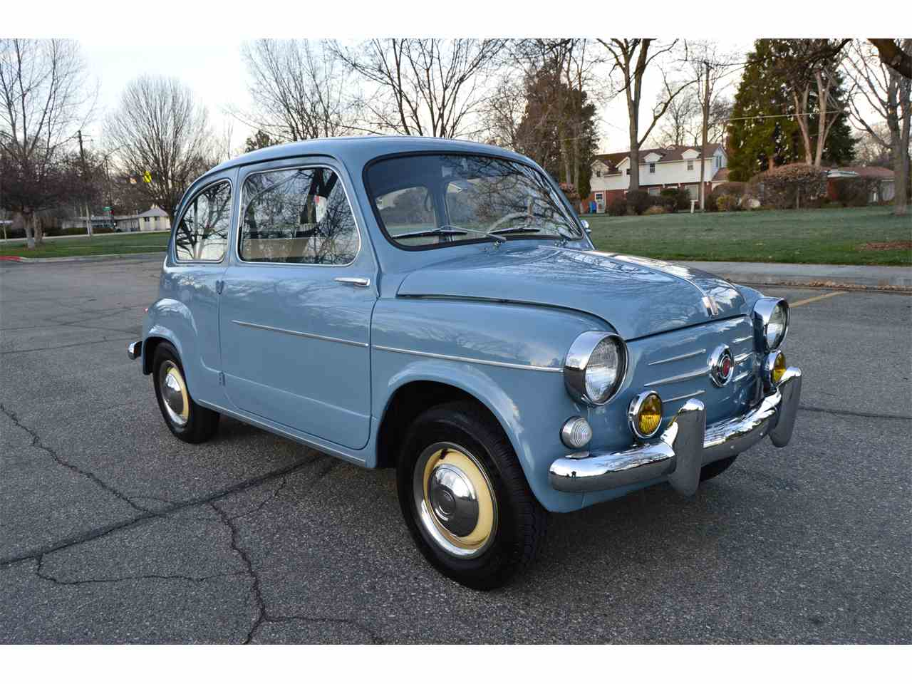 1959 Fiat 600 for Sale | ClicCars.com | CC-1082986