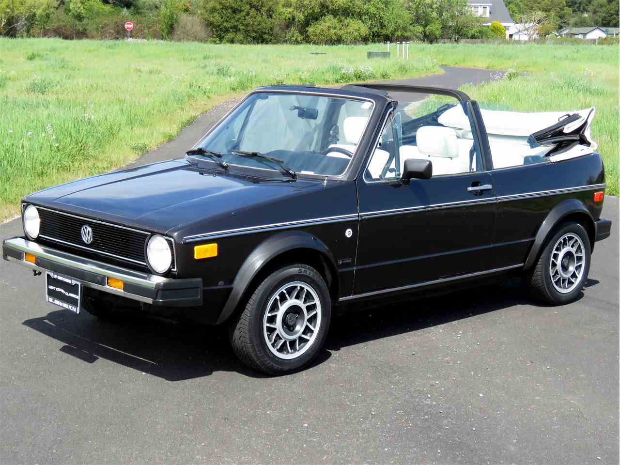 1987 Volkswagen Cabriolet for Sale | ClicCars.com | CC-1082988