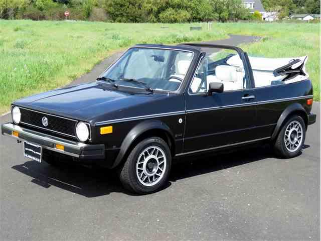 Picture of '87 Cabriolet - N7N0