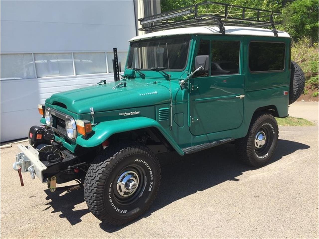 Toyota Fj40 For Sale >> For Sale 1978 Toyota Land Cruiser Fj40 In Holliston Massachusetts