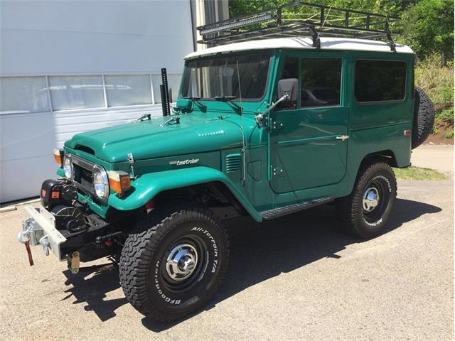 Picture of '78 Land Cruiser FJ40 Offered by  - N5KB