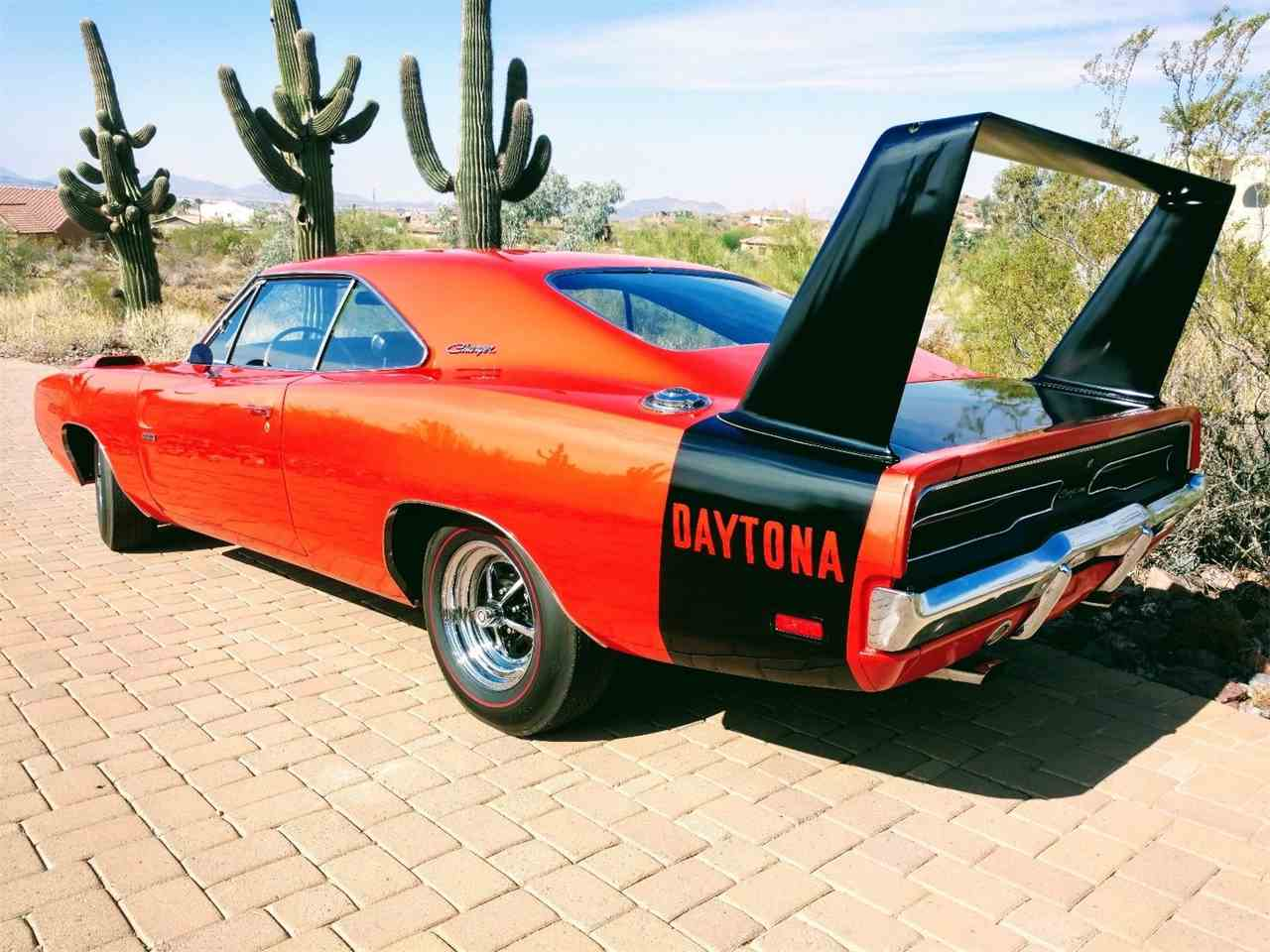 Large Picture of '69 Daytona - N7ND