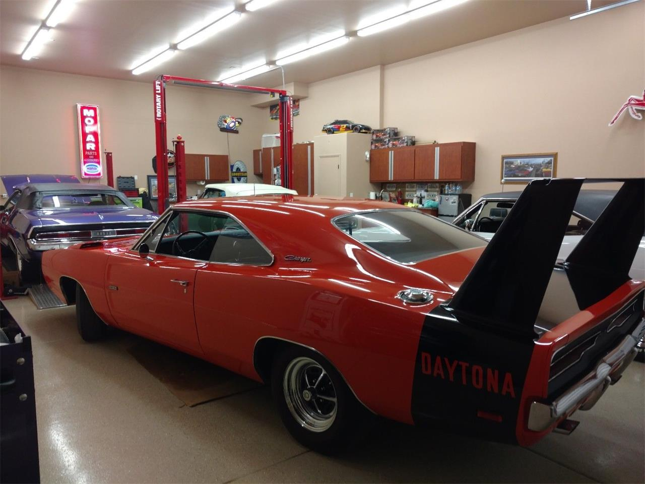 Large Picture of Classic 1969 Dodge Daytona Offered by Mopar Ponderosa - N7ND