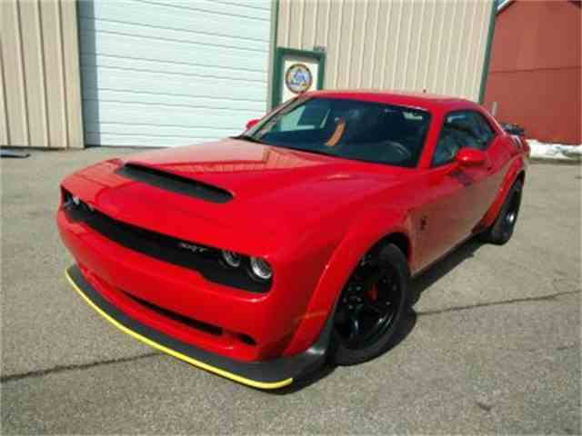 Picture of '18 Challenger SRT Demon - N7NI