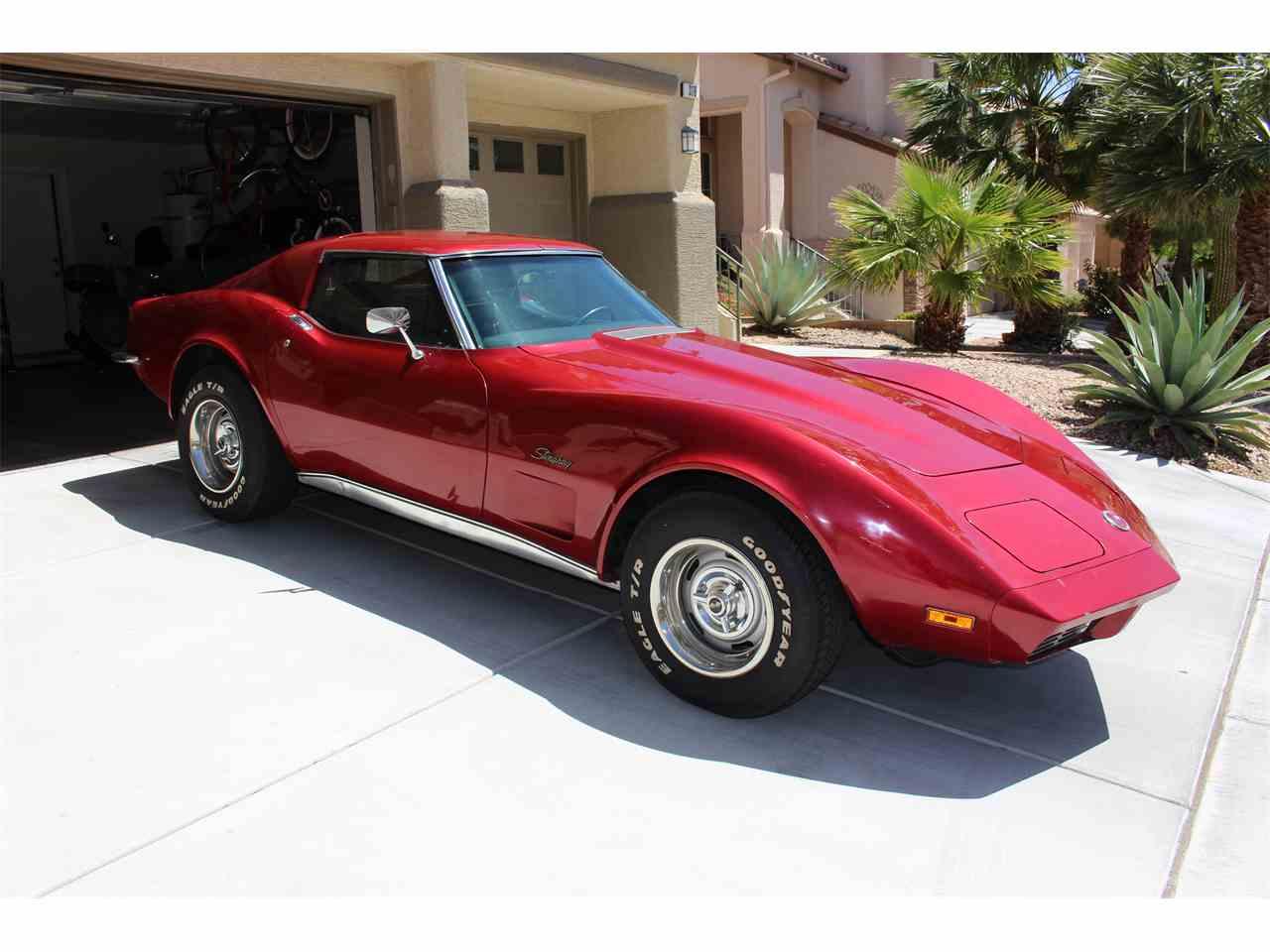 1973 Chevrolet Corvette for Sale | ClassicCars.com | CC-1083013