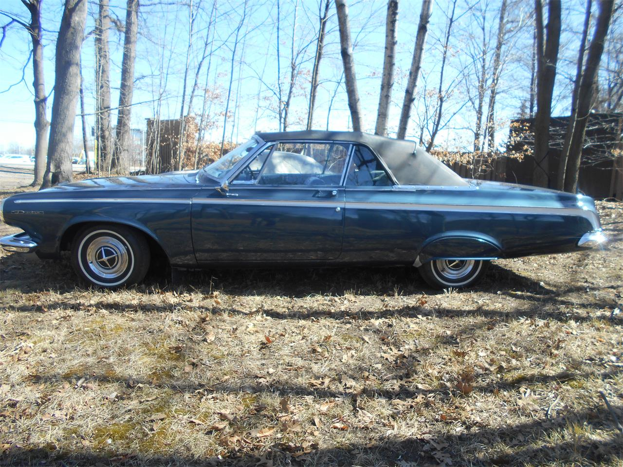Large Picture of 1963 Dodge Polara Offered by a Private Seller - N7NQ