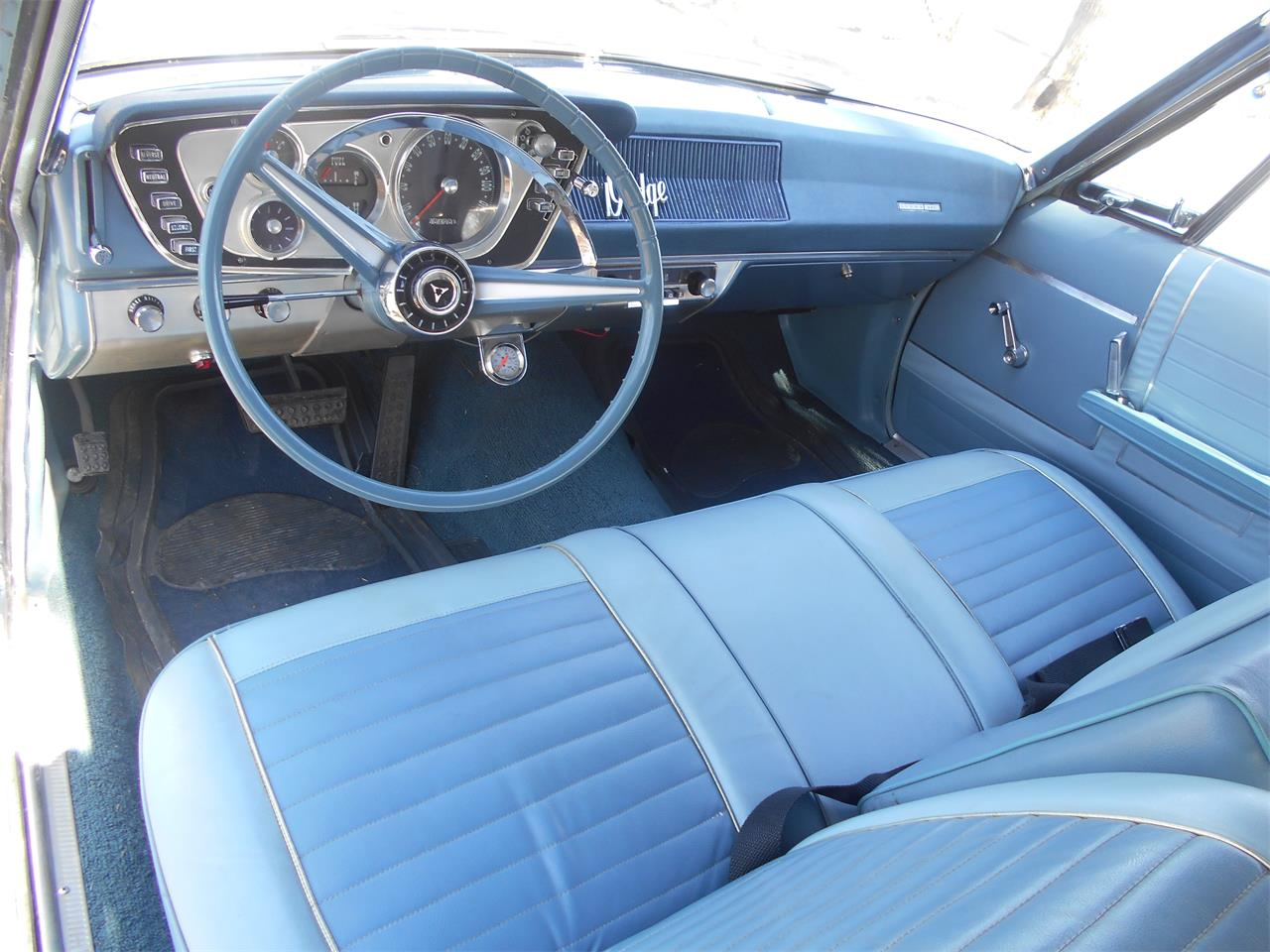 Large Picture of Classic '63 Dodge Polara located in Oakville Ontario - $19,995.00 - N7NQ