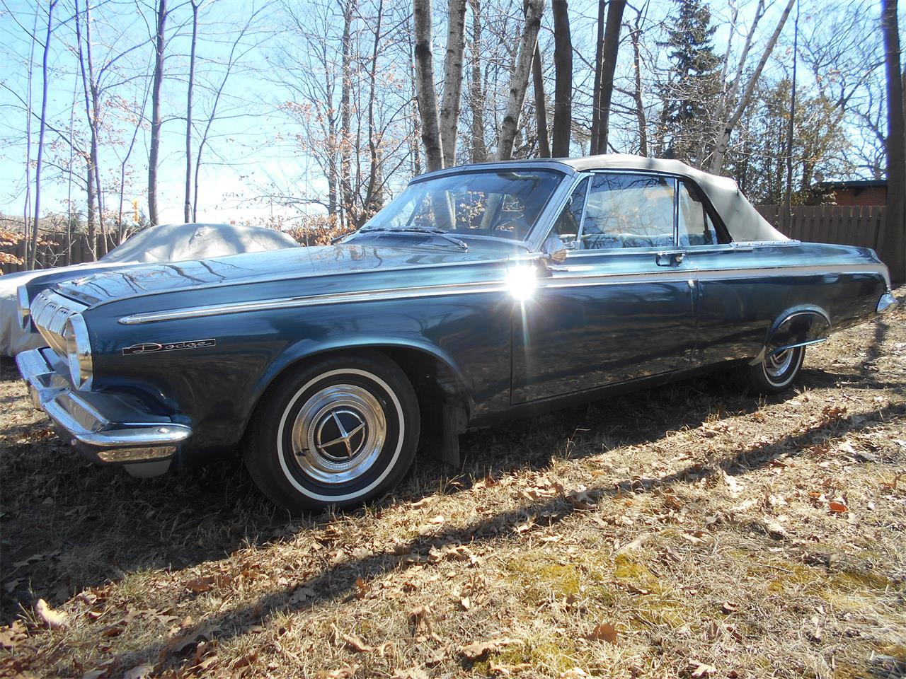 Large Picture of Classic 1963 Dodge Polara - $19,995.00 - N7NQ