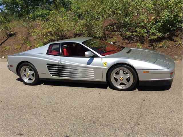 Picture of 1989 Testarossa located in Holliston Massachusetts - N5KE
