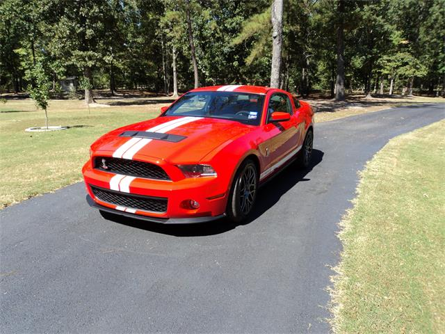 Picture of '11 Shelby GT500 SVT - N7O0