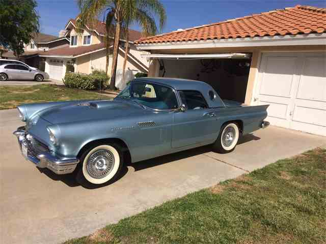 Picture of '57 Thunderbird - N7O9