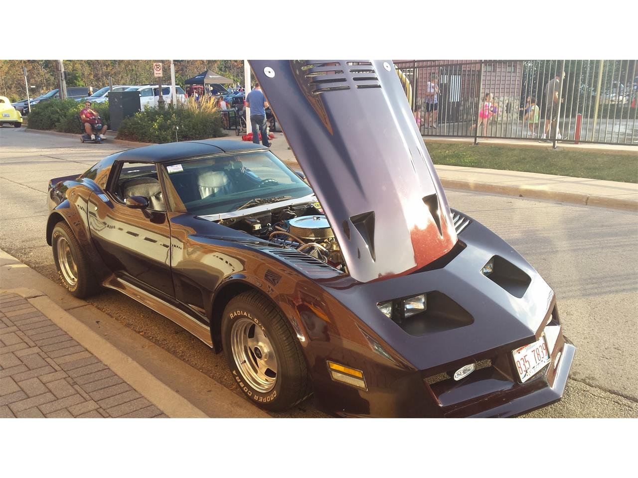 Large Picture of '77 Corvette - N7OI