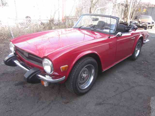 Picture of '75 TR6 - N7ON