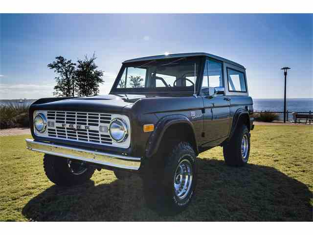Picture of 1976 Bronco located in Pensacola Florida Offered by Velocity Restorations - N5KH
