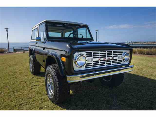 Picture of '76 Bronco - N5KH