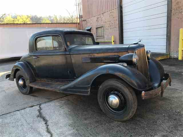 Picture of '34 Deluxe 8 Offered by Smith Automotive Investments - N7OQ