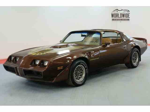 Picture of 1979 Pontiac Firebird Trans Am Offered by Worldwide Vintage Autos - N7OT