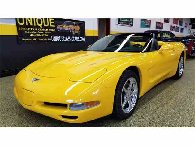 Picture of '03 Corvette - N7OV
