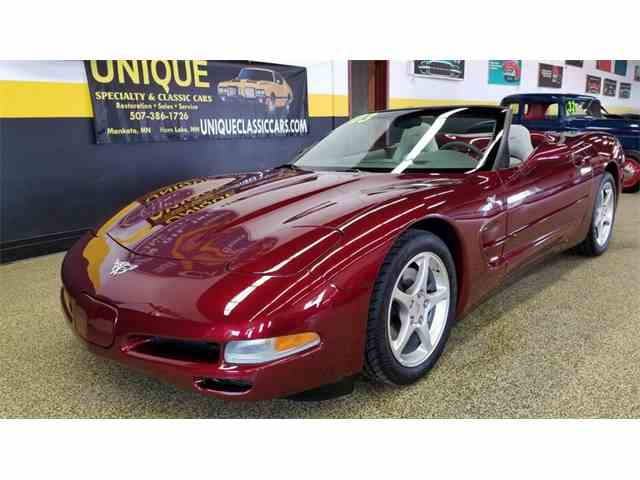 Picture of '03 Corvette - N7OX