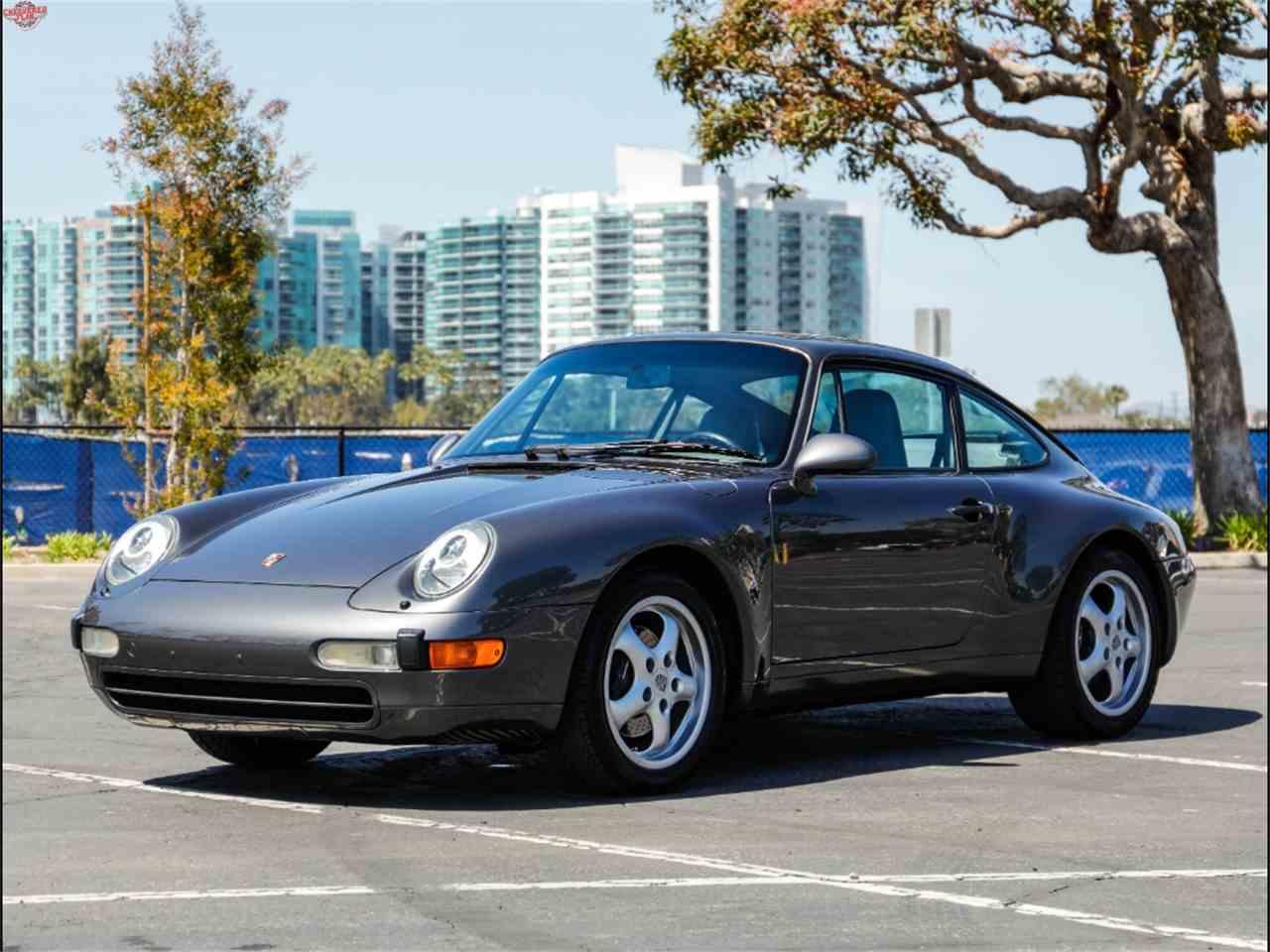 1995 Porsche 993 for Sale | ClicCars.com | CC-1083075 on liberty walk porsche, million-dollar porsche, veilside porsche, little bastard porsche, lifted porsche, rare porsche, strosek porsche, cream porsche, rwd porsche,