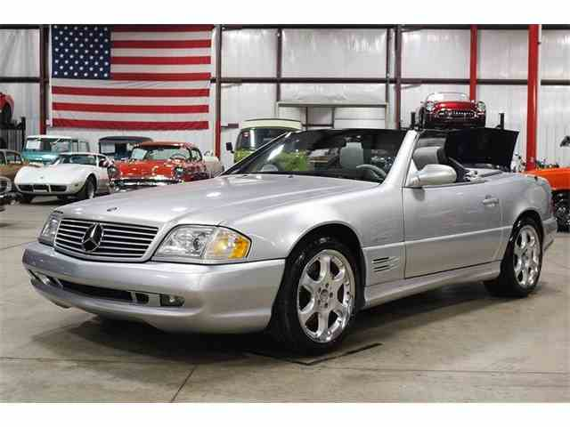 Picture of '02 SL500 - N7PK
