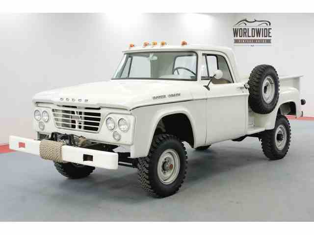 Picture of '64 Power Wagon - N7Q3