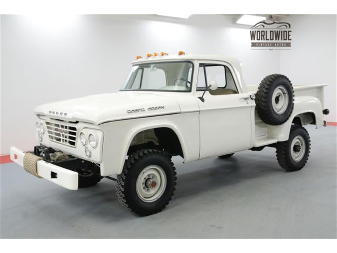 1964 Dodge Power Wagon For Sale Cc 1083099 Crew Cab Large Picture Of 64 N7q3