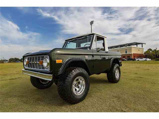 Picture of 1977 Bronco Offered by Velocity Restorations - N5KN
