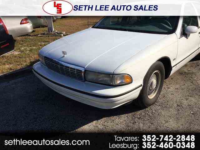 Picture of '94 Caprice - N7QK