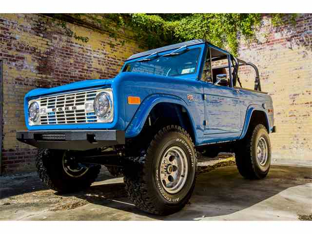Picture of 1976 Ford Bronco located in Florida - $189,900.00 Offered by Velocity Restorations - N5KO