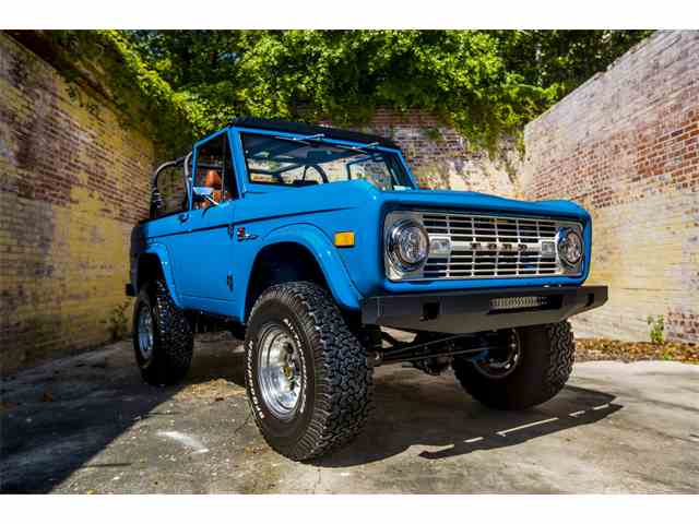 Picture of '76 Bronco - N5KO