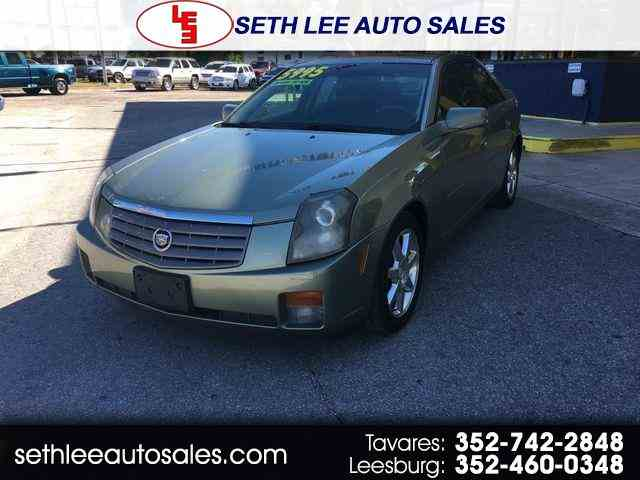 Picture of '04 Cadillac CTS located in Florida - $5,999.00 - N7QP