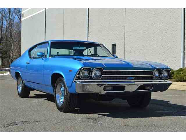 Picture of '69 Chevelle Malibu - N7RI