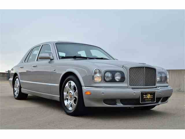 Picture of '03 Arnage - N7RV