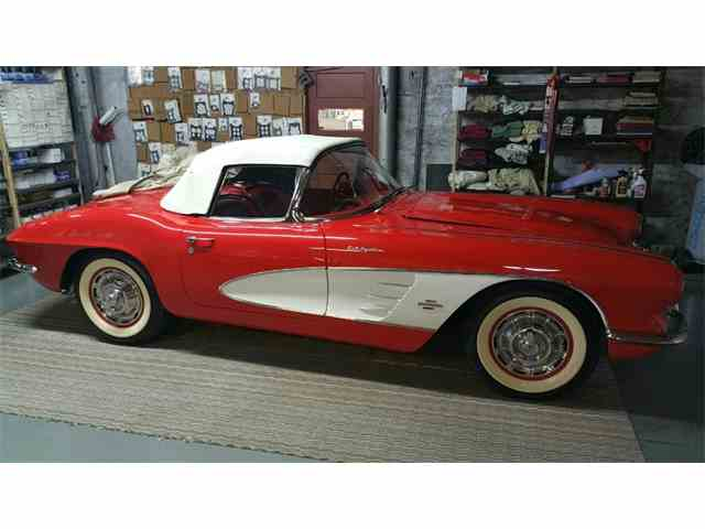 Picture of Classic 1961 Corvette Offered by  - N7S9
